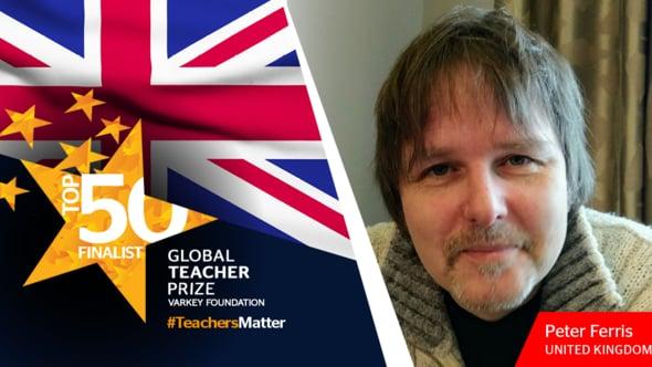 Global Teacher Prize (2017)