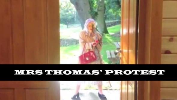Mrs Thomas' Protest (2012)